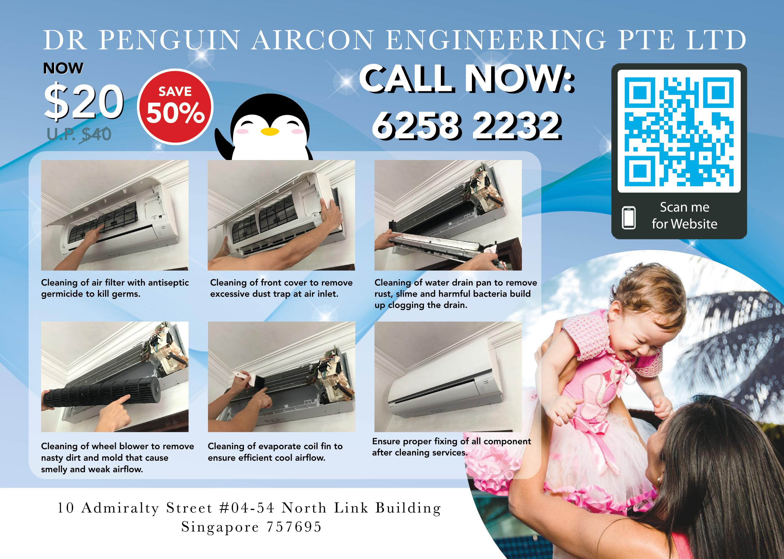 Dr Penguin Aircon Services