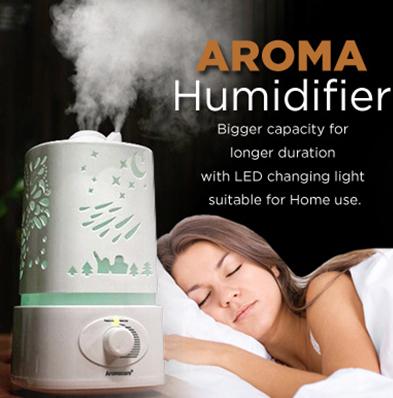 Aroma-Humidifier